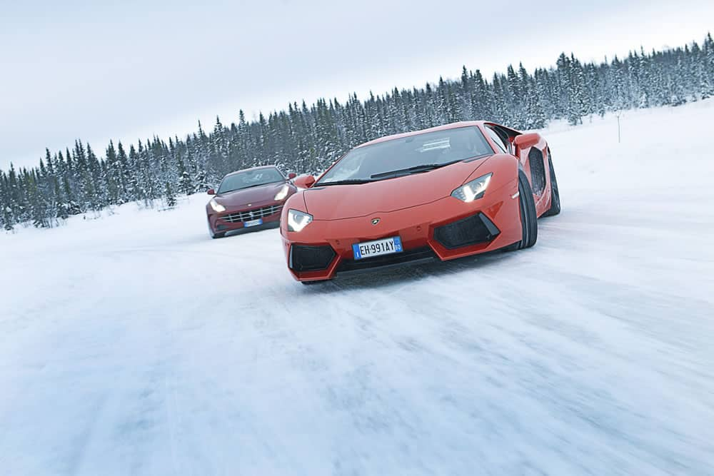 Top Gear On Ice (Sweden)
